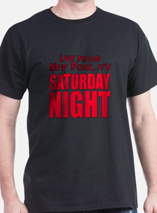 Live From New York It's Saturday Night T-Shirt