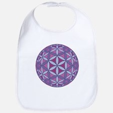 Flower of Life Sphere Bib