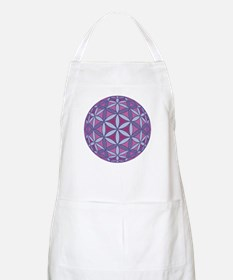 Flower of Life Sphere Apron