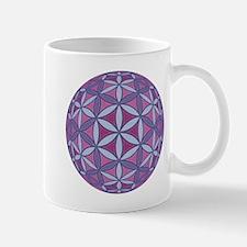 Flower of Life Sphere Mug