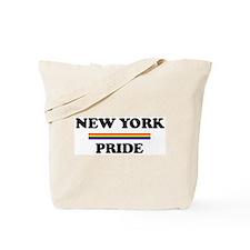 NEW YORK Pride Tote Bag