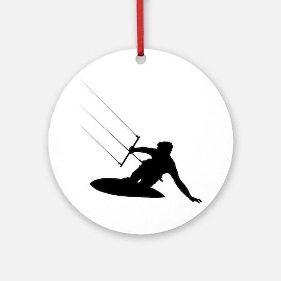 surfing Ornament (Round)
