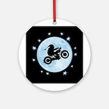 Moto Chris Ornament (Round)