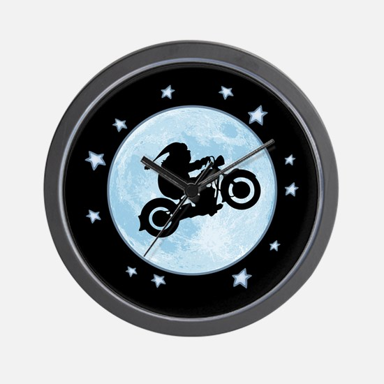 Moto Chris Wall Clock