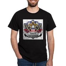 Official Navy Vet Redo T-Shirt