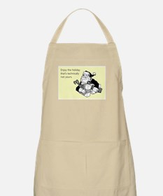 Enjoy the Holiday Apron