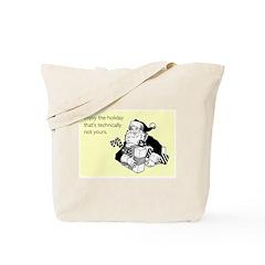 Enjoy the Holiday Tote Bag