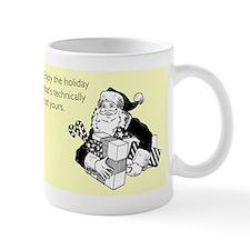 Enjoy the Holiday Mug