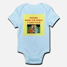 popcorn Infant Bodysuit
