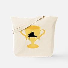 Piano Trophy Award Tote Bag