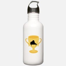 Piano Trophy Award Water Bottle