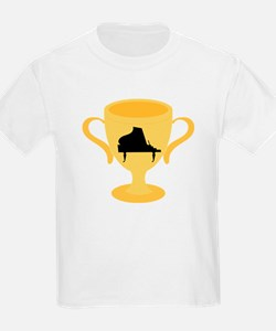 Piano Trophy Award T-Shirt