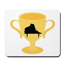 Piano Trophy Award Mousepad