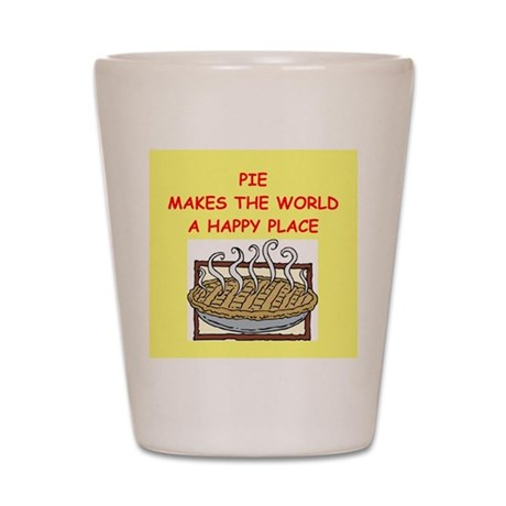 pie Shot Glass