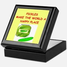 pickles Keepsake Box
