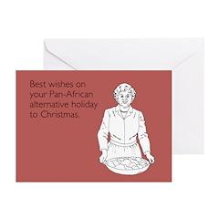 Pan-African Alternative Greeting Cards (Pk of 10)