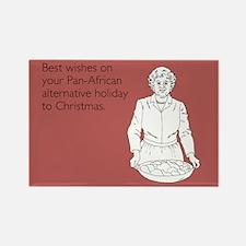 Pan-African Alternative Rectangle Magnet