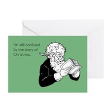 Story of Christmas Greeting Cards (Pk of 10)