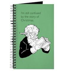Story of Christmas Journal