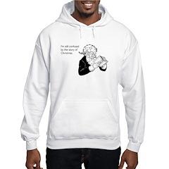 Story of Christmas Hooded Sweatshirt