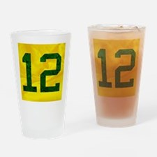Aaron Rodgers Drinking Glass