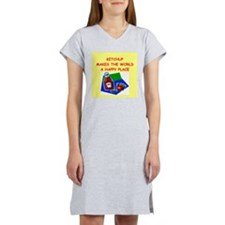 Unique Condiments Women's Nightshirt