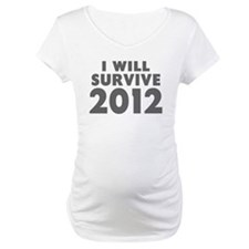 I Will Survive 2012 Shirt
