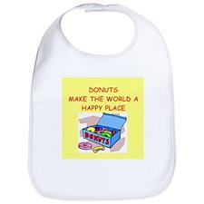 donuts gifts t-shirts Bib