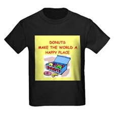 donuts gifts t-shirts T