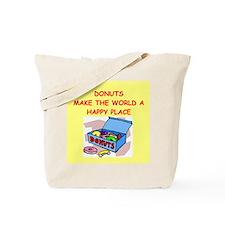 donuts gifts t-shirts Tote Bag