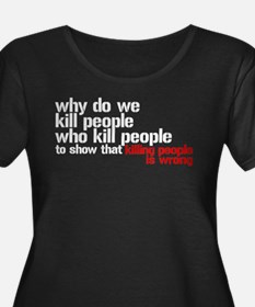 Killing People Is Wrong T