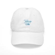 Cello Creation Baseball Cap