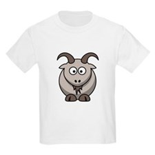 Cartoon Goat T-Shirt