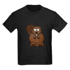 Cartoon Beaver T