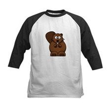 Cartoon Beaver Tee