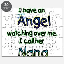 ANGEL CALLED NANA GIFTS Puzzle