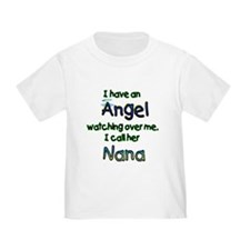 ANGEL CALLED NANA GIFTS T