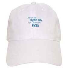 Viola Creation Baseball Cap