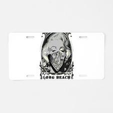 Cute Marilyn warhol Aluminum License Plate