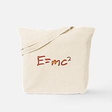 Incandescent Relativity Tote Bag