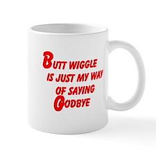 Butt Wiggle Mug