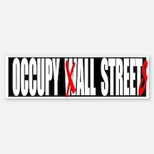 Occupy All Streets Graffiti Car Car Sticker