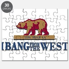 I Bang From The West Long Bea Puzzle