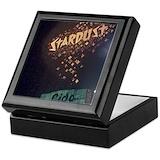 Las vegas stardust Square Keepsake Boxes