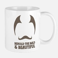 Bald and Beautiful Mug
