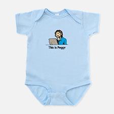 Unique Peggy Infant Bodysuit