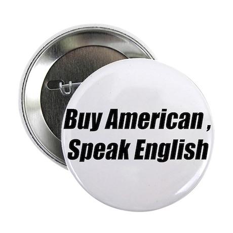 """American Bumper-Sticker 2.25"""" Button (10 pack)"""
