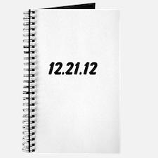 Unique 12 21 12 Journal