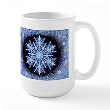 October Snowflake Mug