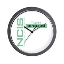 NCIS Tony DiNozzo Wall Clock